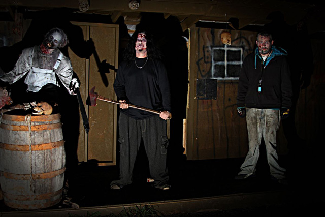 youngstown ohio haunted house